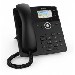 SNOM TELEFONO IP D717