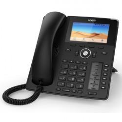 SNOM TELEFONO IP D785